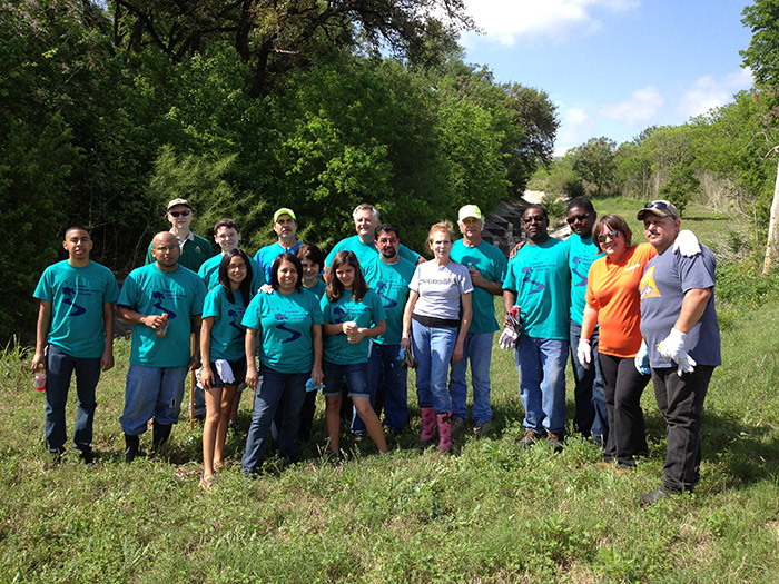 First Annual Cleanup Event April 6, 2013